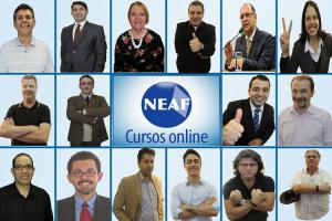 Professores NEAF Concursos