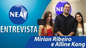 entrevista Mirian & Aline - Neaf