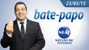 bate papo 23-05 - Neaf