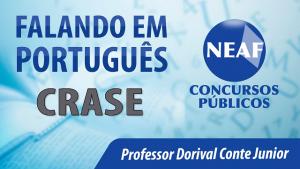 Falando em português - crase - Neaf