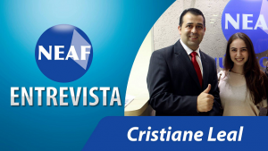 entrevista cristiane leal - Neaf