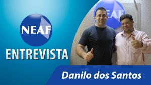 entrevista aluno danilo dos santos - blog Neaf
