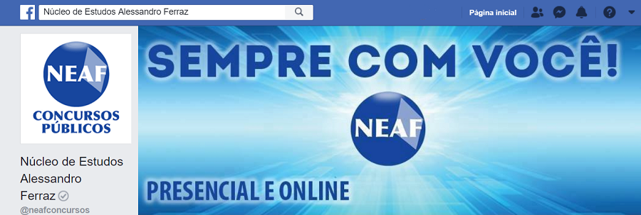 cursos online do neaf - blog Neaf